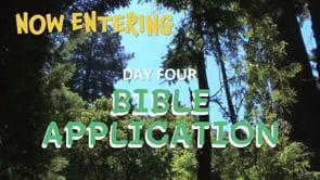 Day 4 Bible Application   Virtual VBS   Spotswood Baptist Church