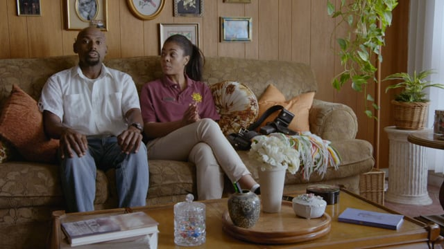 TIJUANA JACKSON <br /> PURPOSE OVER PRISON (2020)   Feature Film