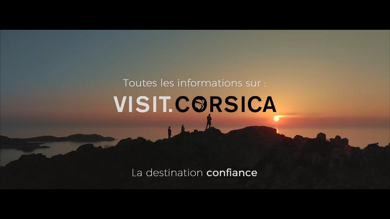 VISIT CORSICA   Publicité TV 30 secondes   Juillet 2020   Agence du Tourisme de la Corse   Travel