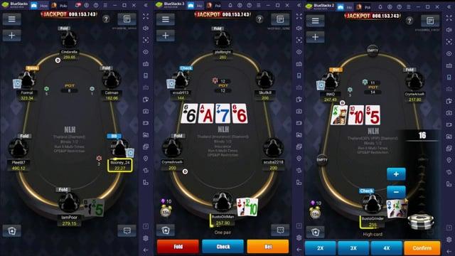 #452: RobFarha Live Play on PokerBros