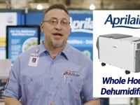 Advantages of an Aprilaire Whole-House Dehumidifier