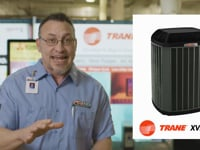 Trane XV20i Air Conditioner Overview With Josh