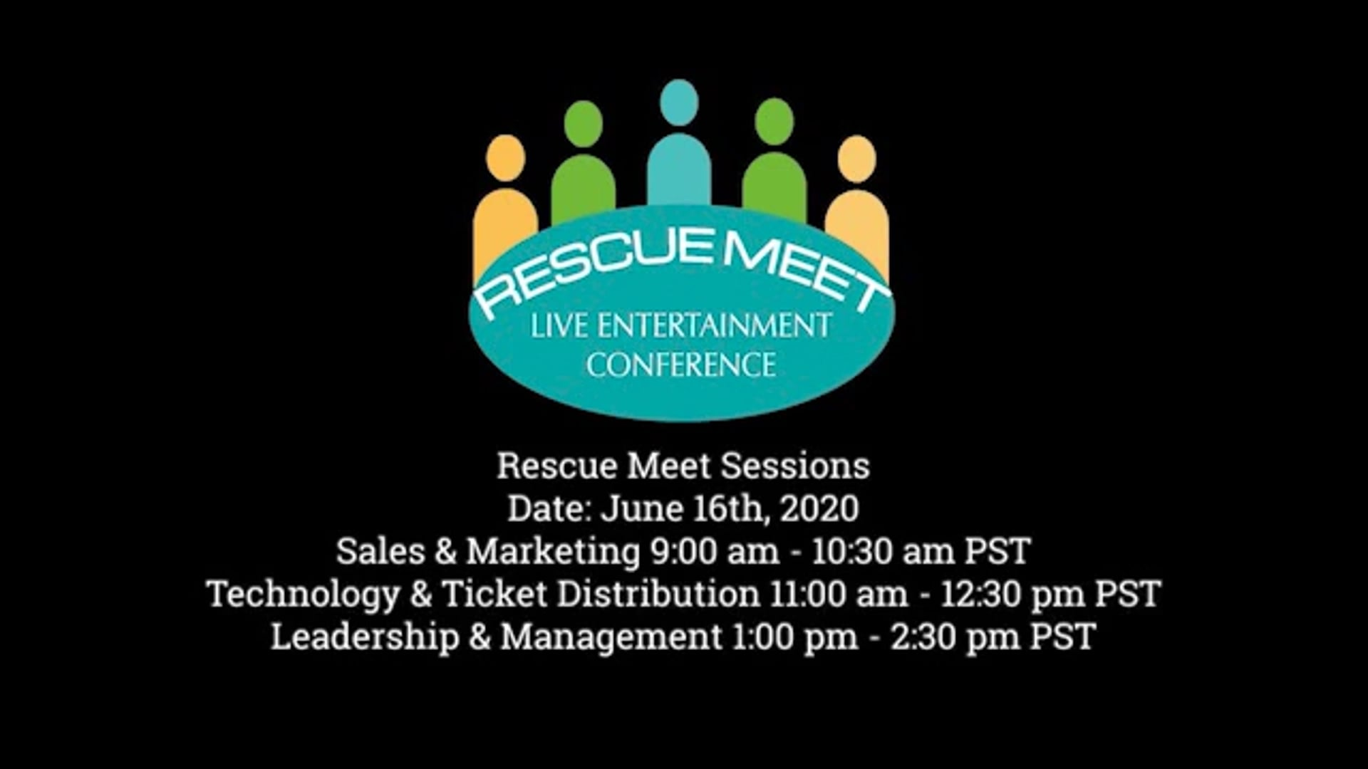 Rescue Meet Sessions: Sales & Marketing