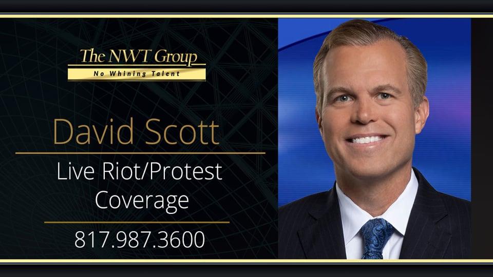 Live Riot/Protest Coverage