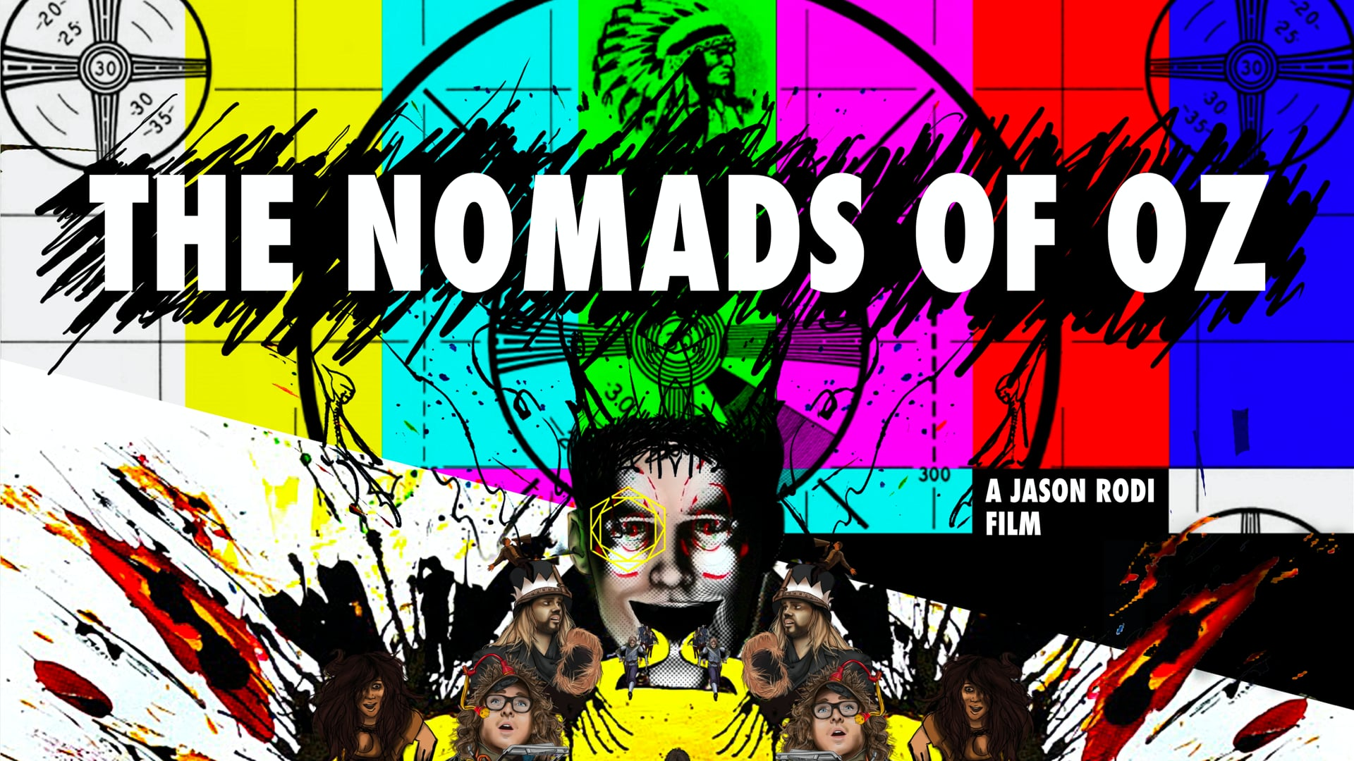 The NOMADS of OZ - feature film