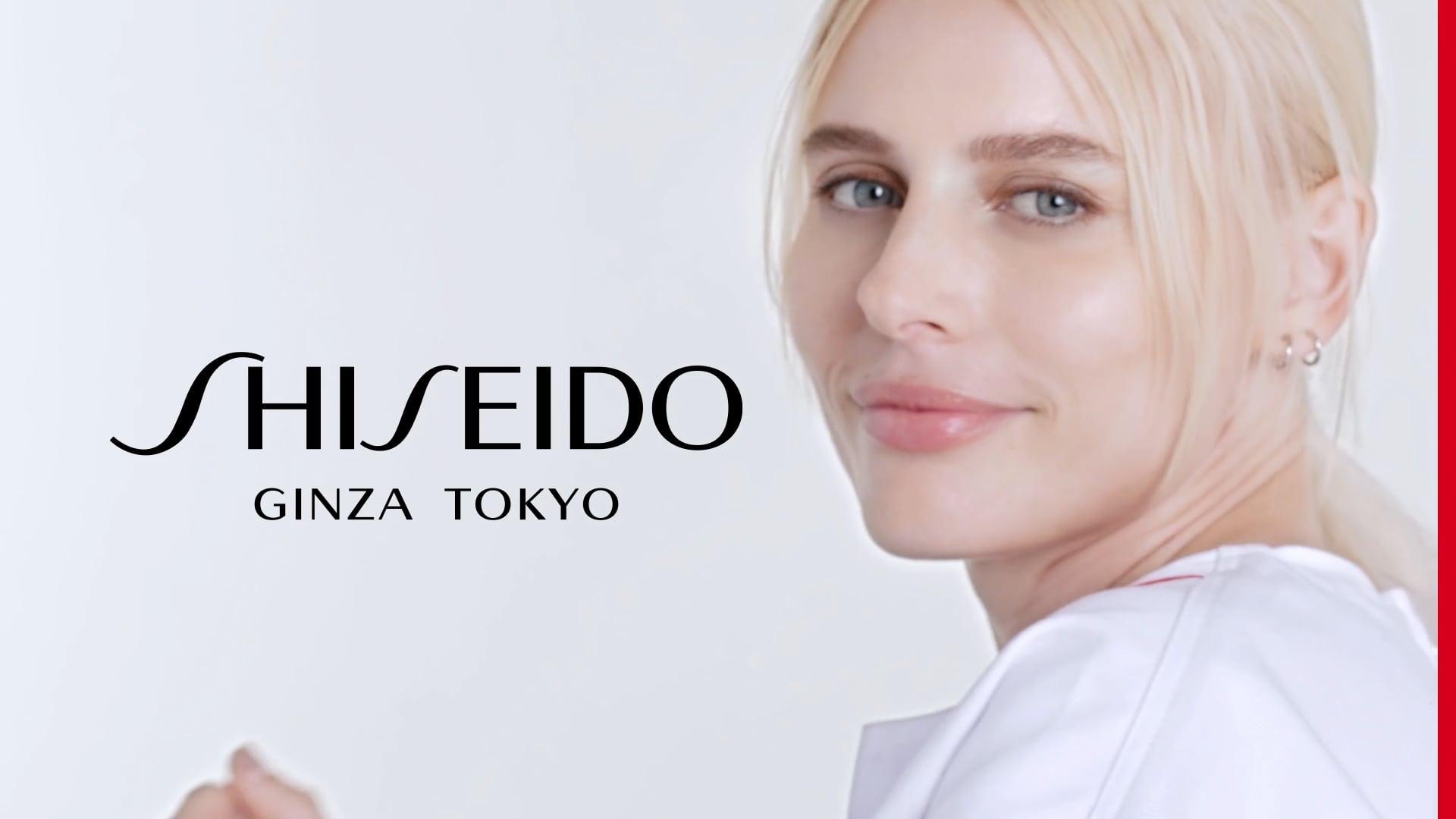 Shiseido Lauren Wasser