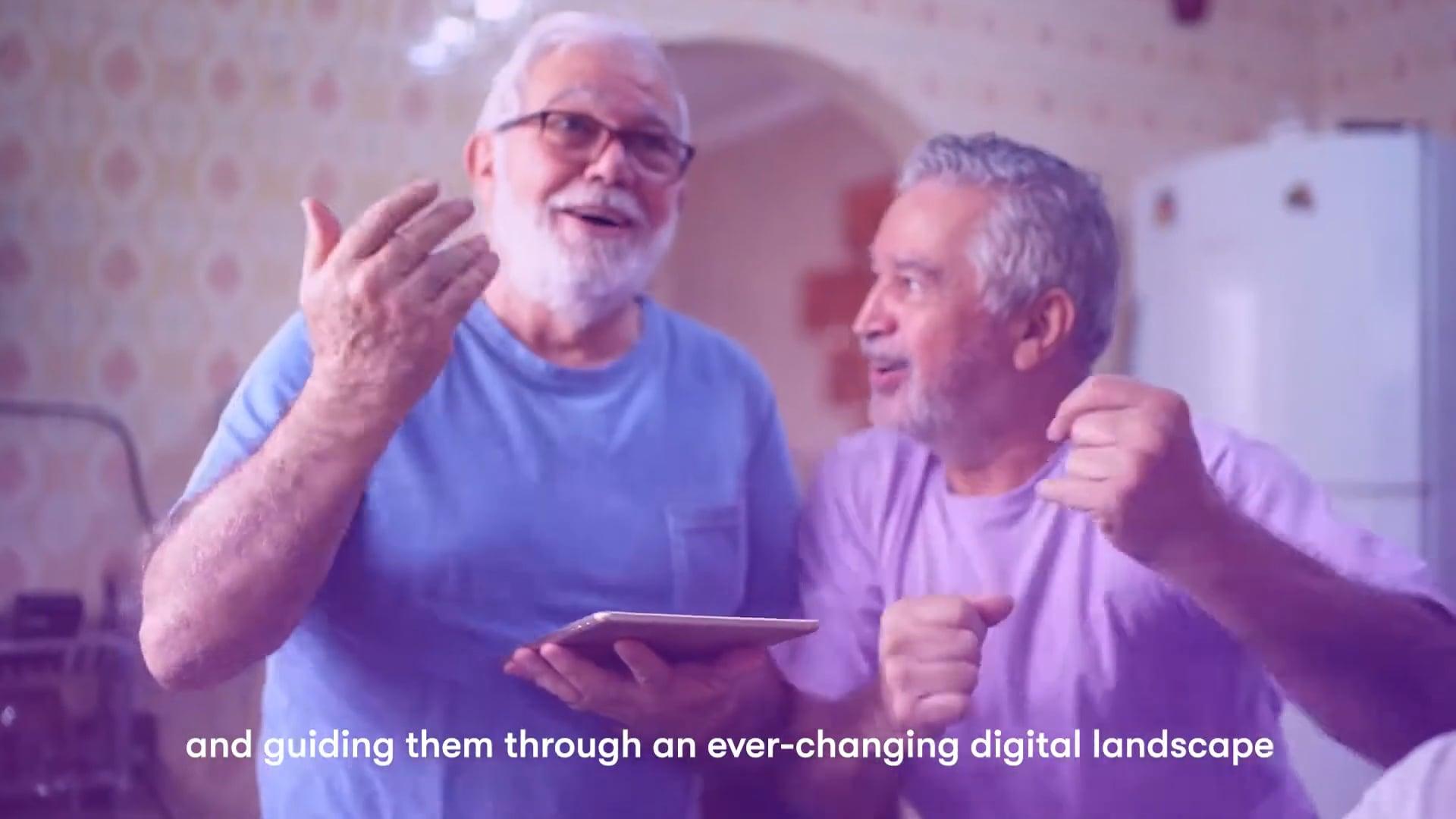 BT Skills for Tomorrow - Google campaign