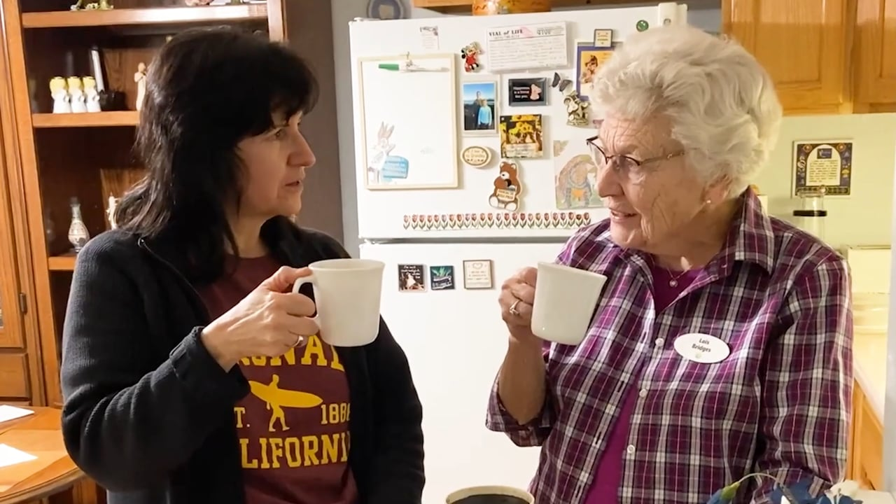 At Home with Lois, Episode 1: Tasting Karawa Coffee