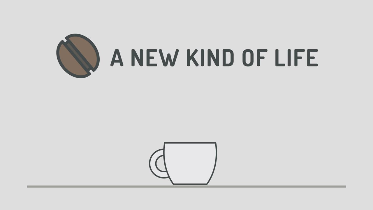A New Kind of Life Through Coffee