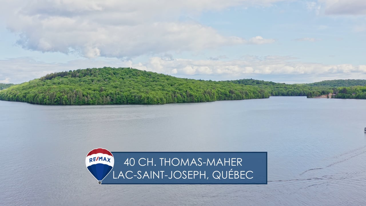 40 Ch. Thomas-Maher Lac-Saint-Joseph , G3N0A1 | # MLS: 23554877