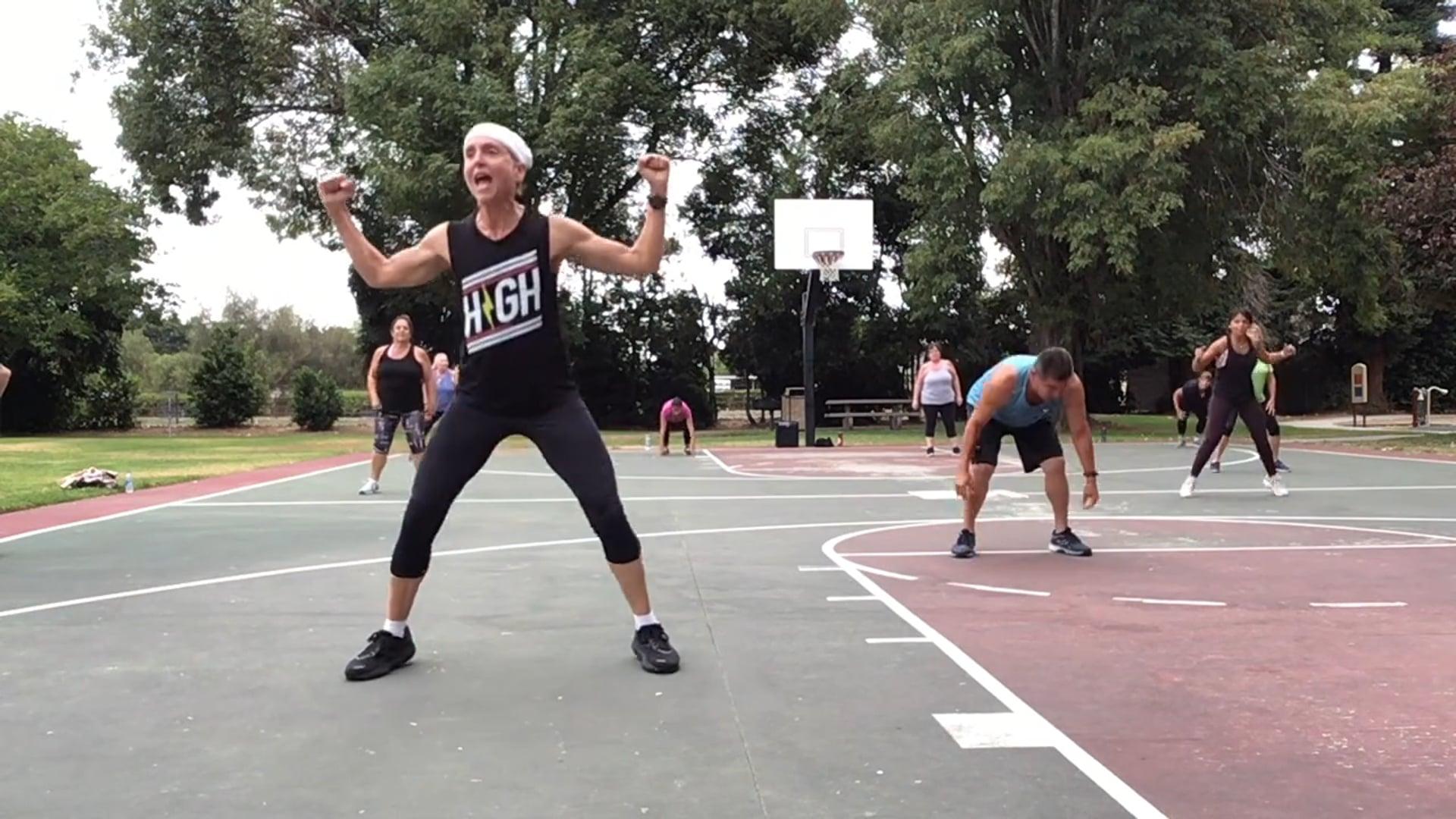 High Fitness Demo
