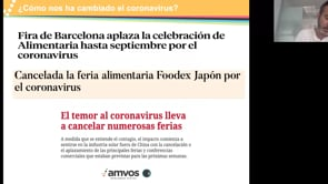 Video de la Jornada - Estrategia y plataformas de Ecommerce internacional en el sector agroalimentario