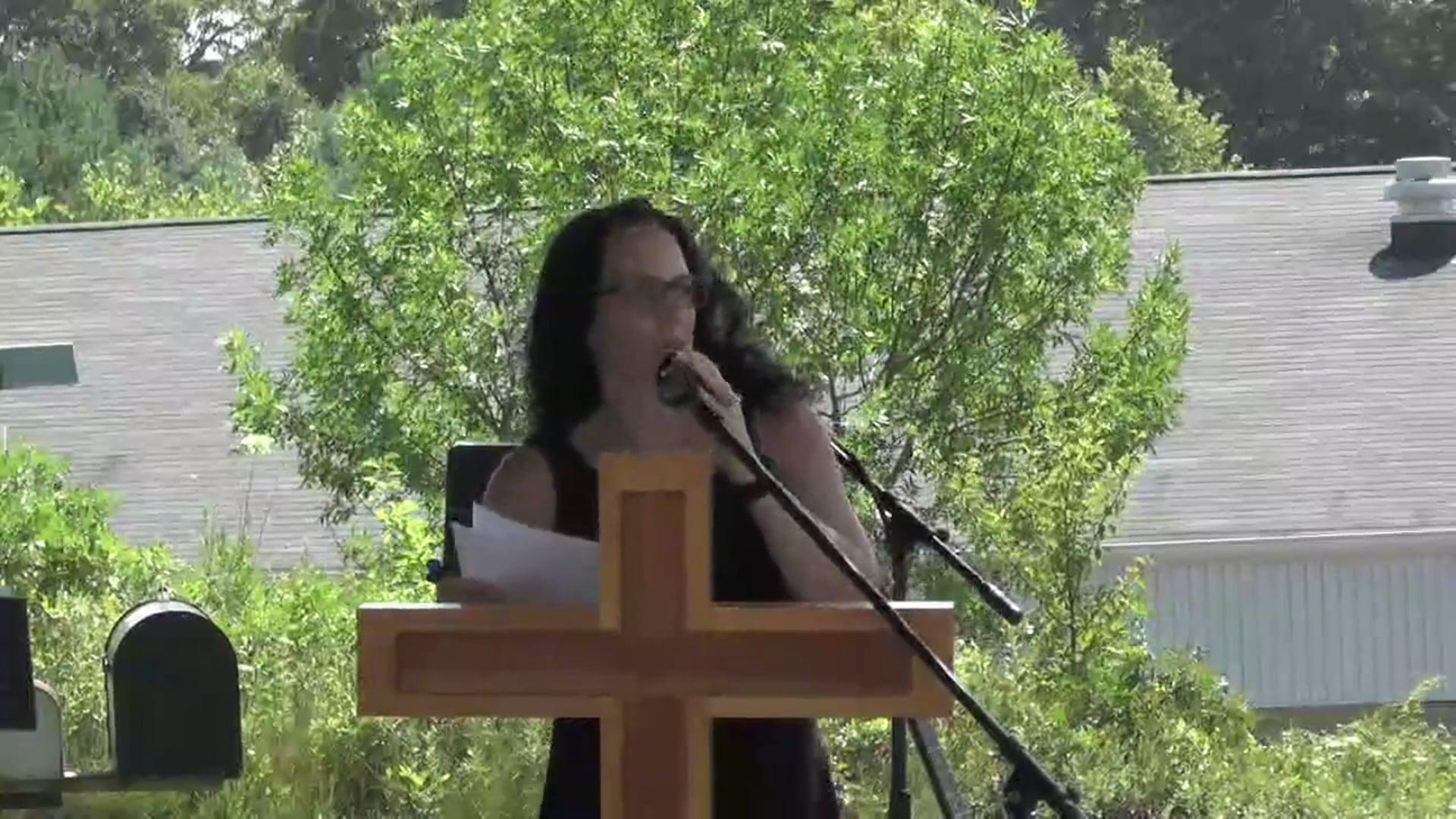 Shannon's Testimony
