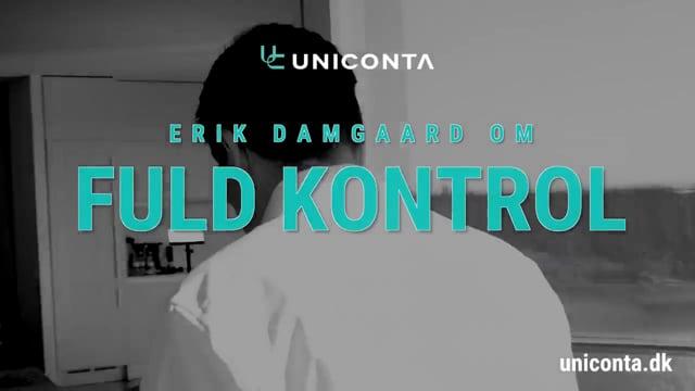 Erik Damgaard om fuld kontrol