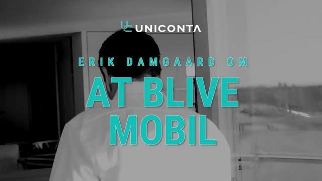 Erik Damgaard om at blive mobil
