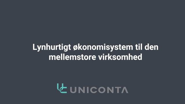 Unicontas forhandlernetværk hjælper Jer i hele landet