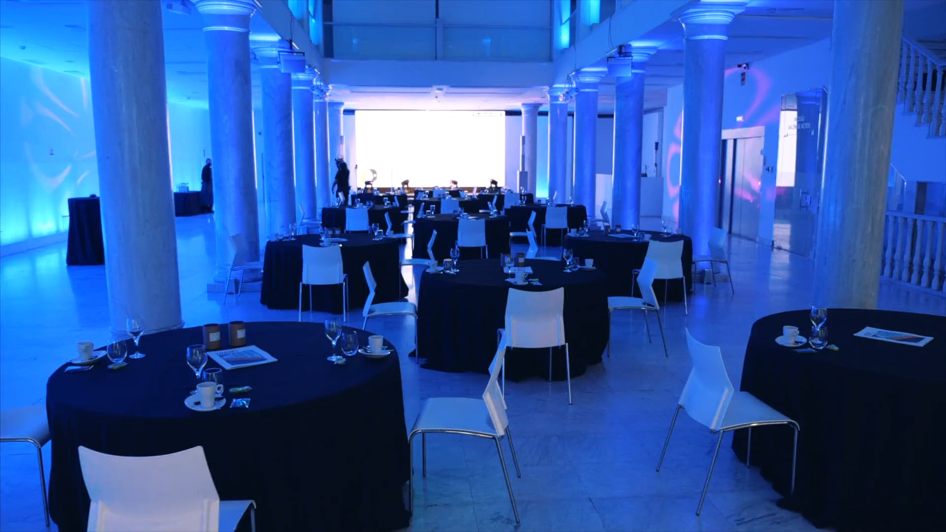 Eventos Híbridos en Palacio Neptuno