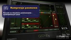 Obsługa kompresora wielopasmowego