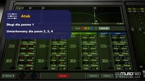 Kompresja 4-pasmowa - dynamiczne brzmienie