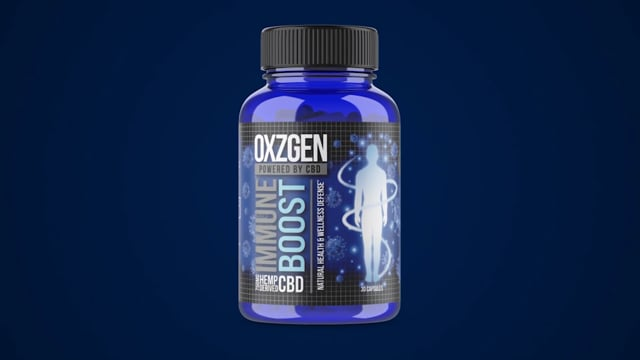 3678OXZGEN Helps to Relieve Pain Fast with the Power of CBD!