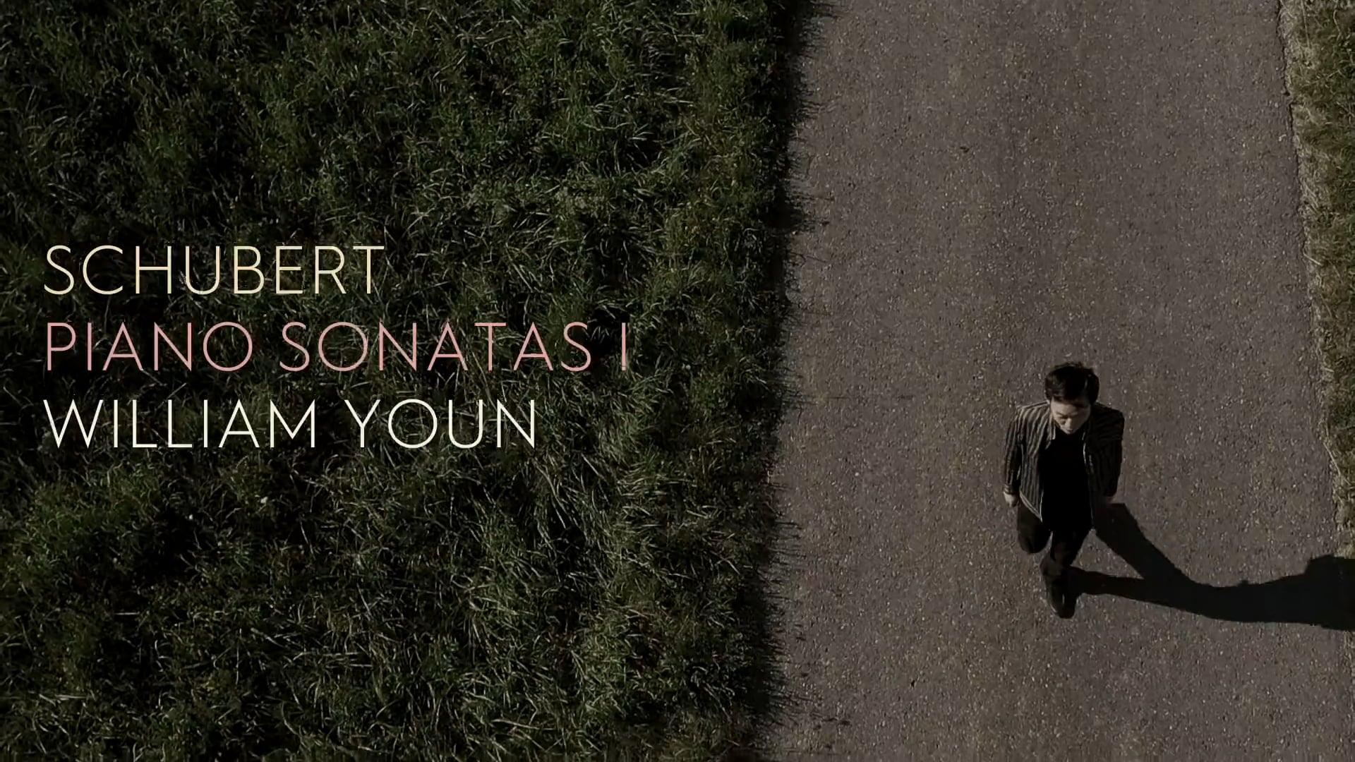 EPK Sony: Schubert Piano Sonatas I - William Youn