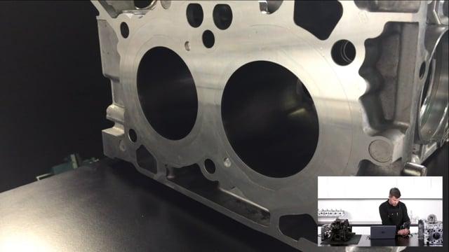 250 | Engine Block Preparation