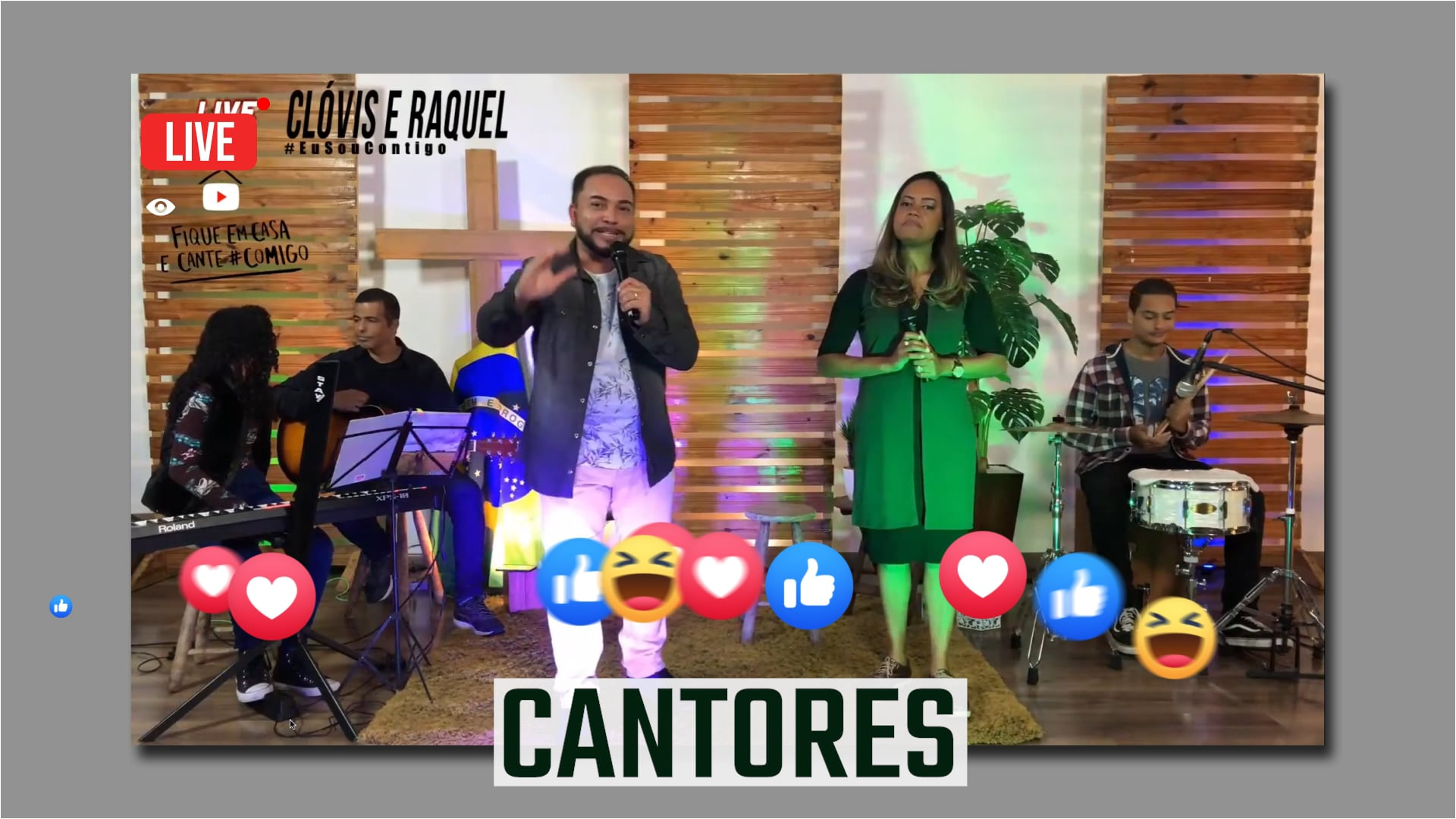 Promocional Live | Streaming