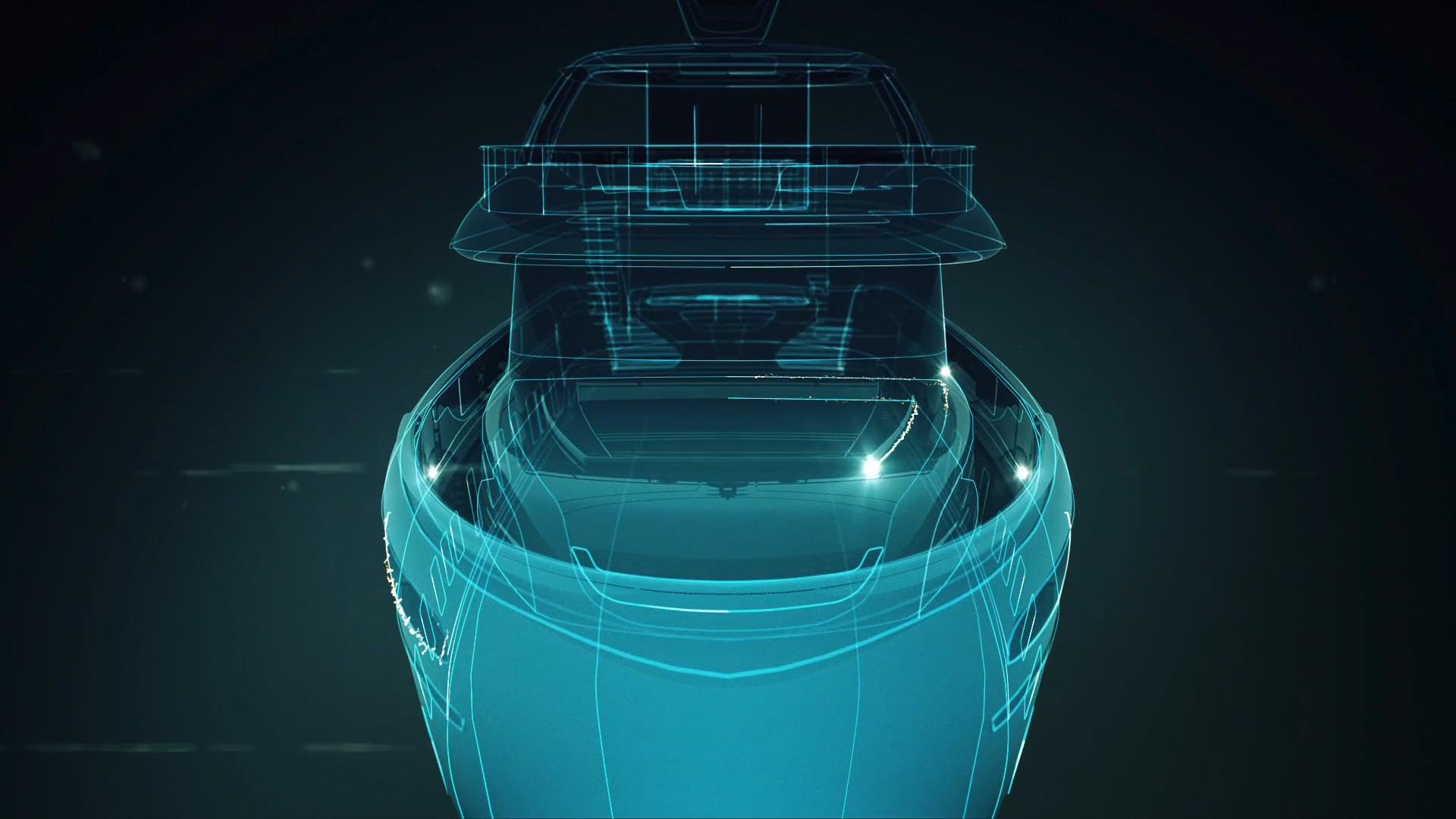 Dynamiq GTT 115 Hybrid - Porsche Design