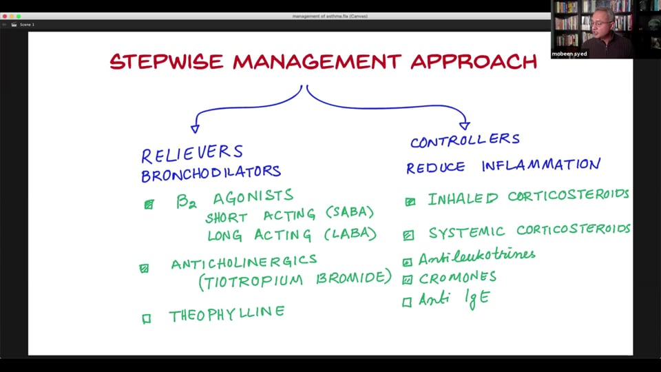 Management of Asthma Part 3