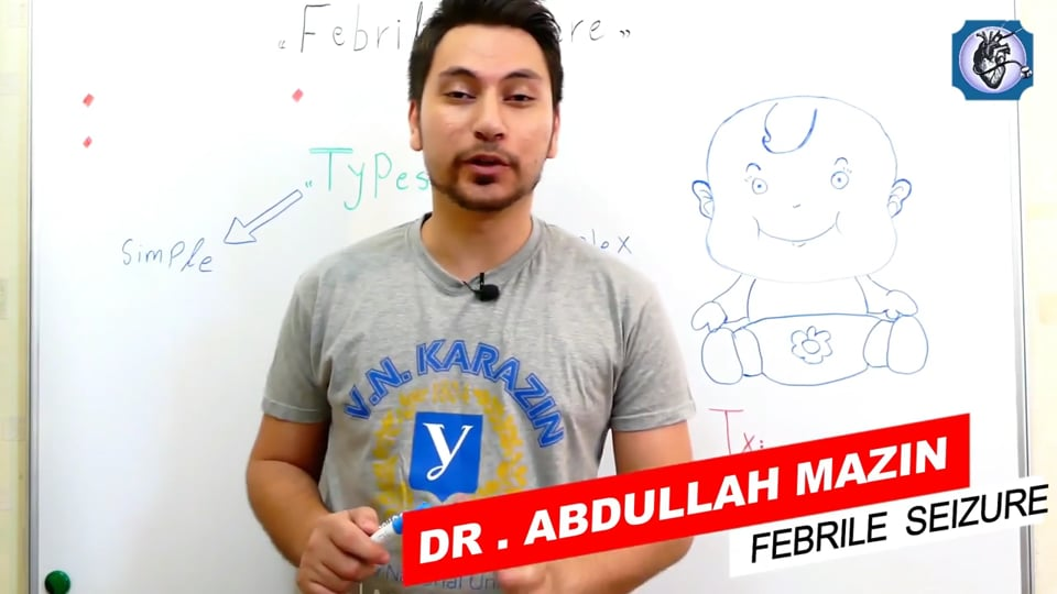 Febrile Seizure (by our guest presenter)