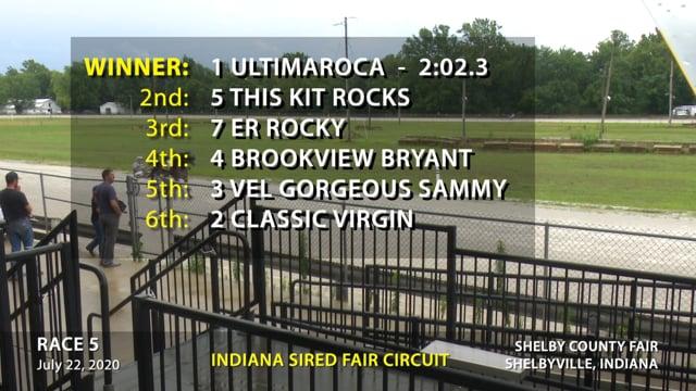 7-22-2020 Shelbyville Race 5