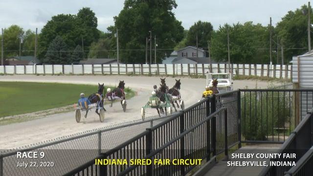 7-22-2020 Shelbyville Race 9