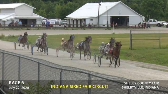 7-22-2020 Shelbyville Race 6