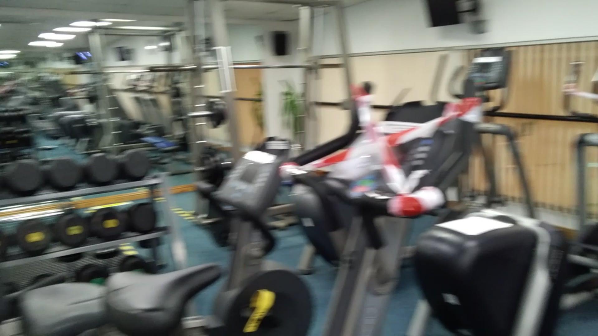 Corrib Gym new Protocols