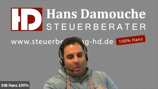 Interview mit Hans Damouche