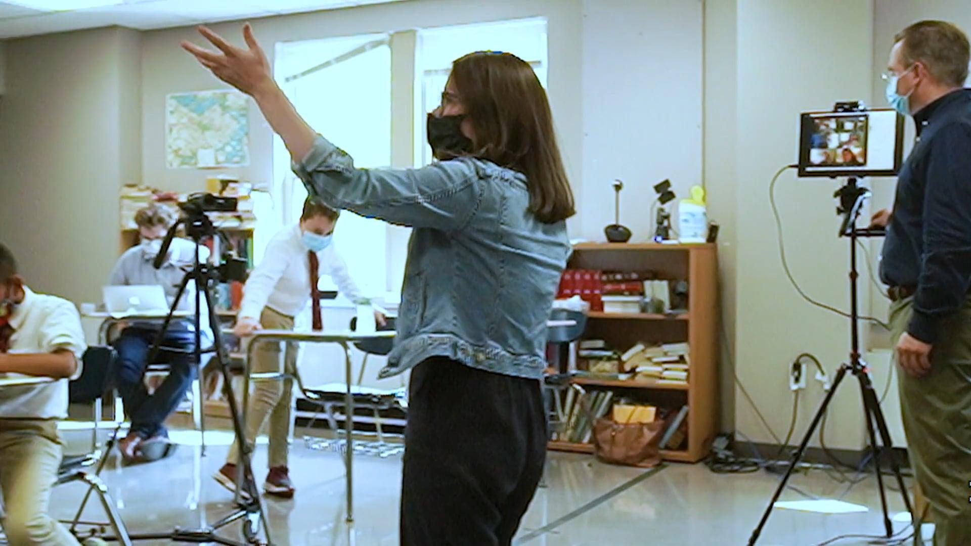 Partnership between Teaching with Technology and Saint Paul's Choir School