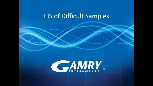 EIS of Difficult Samples