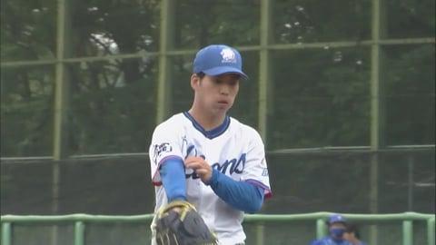 【ファーム】ライオンズ・齊藤大 6回を投げ無失点の好投!! 2020/7/24 L-DB(ファーム)