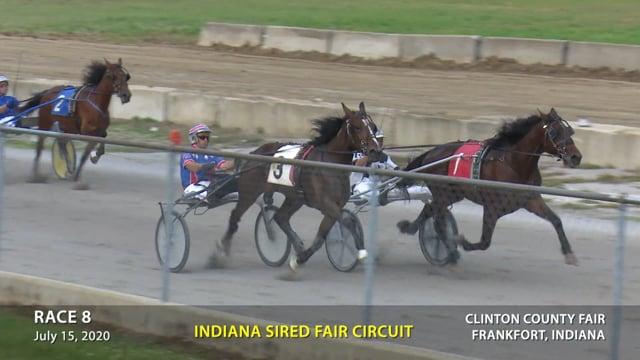 7-15-2020 Frankfort Race 8
