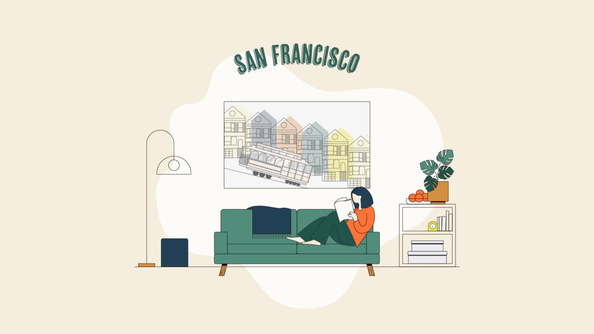 Landing | Leave Your Heart in SF