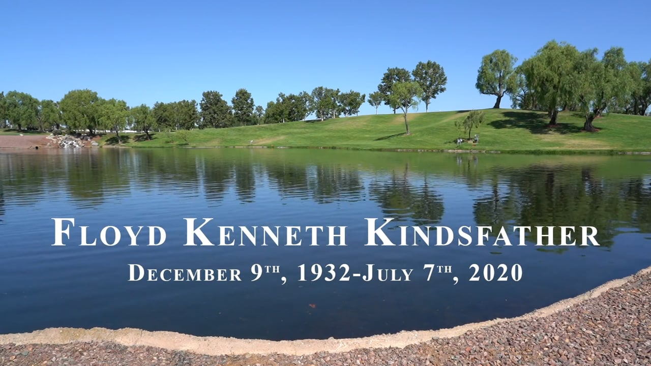 In Honor of Floyd Kenneth Kindsfather at Riverside National Cemetery