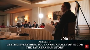 Jay Abraham Add Value to Everything you Deliver