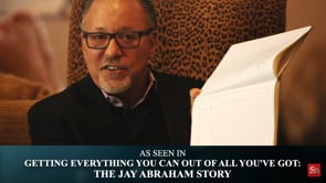 Jay Abraham Don't be Afraid to Test New Markets