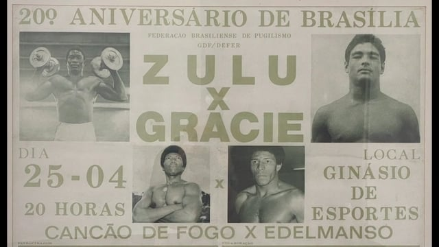 What was Rickson Gracie toughest fight?
