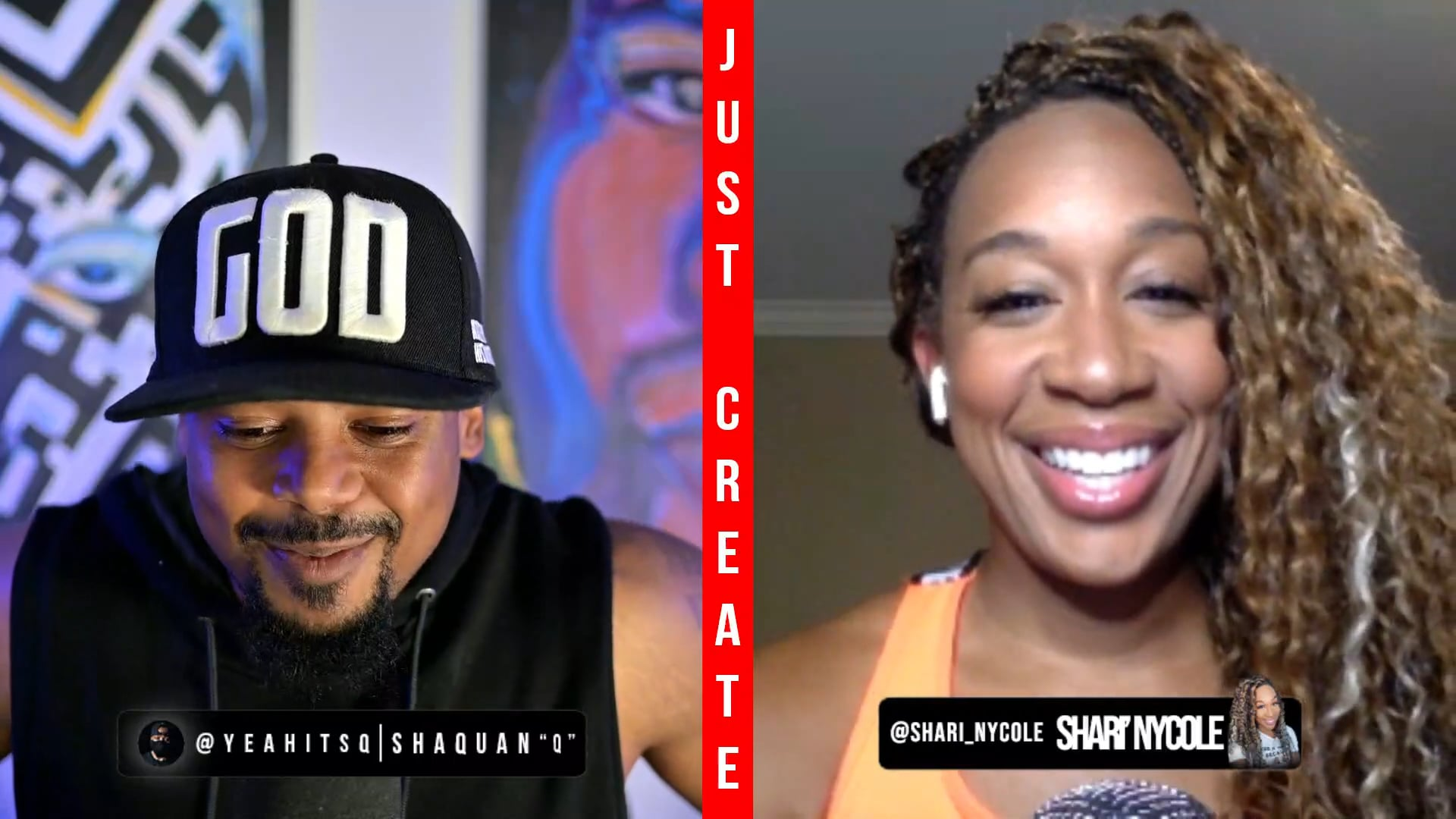 Just Create Podcast