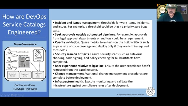 EDT10 - DevOps Governance Engineering