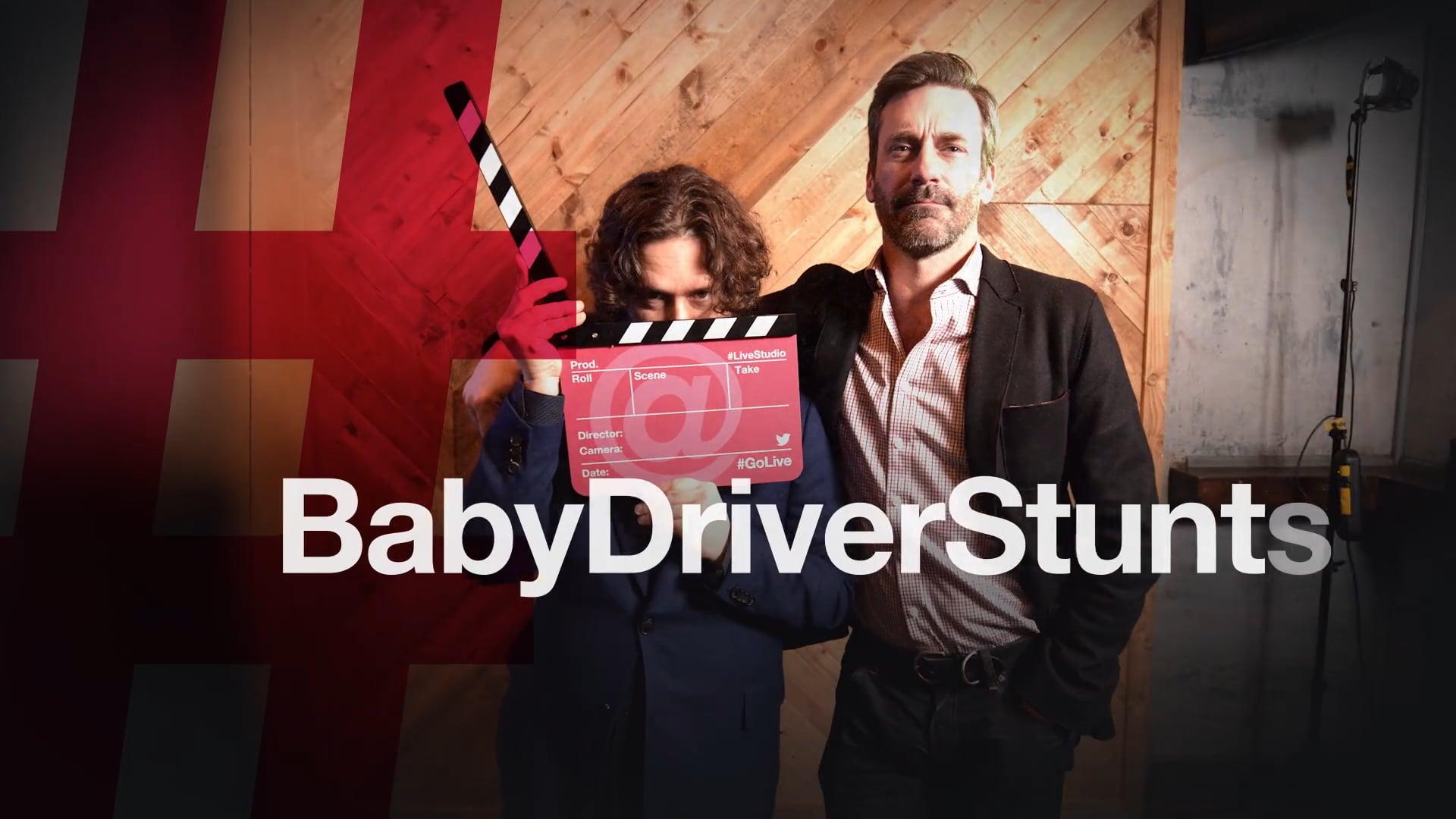 SXSW: Baby Driver Stunts