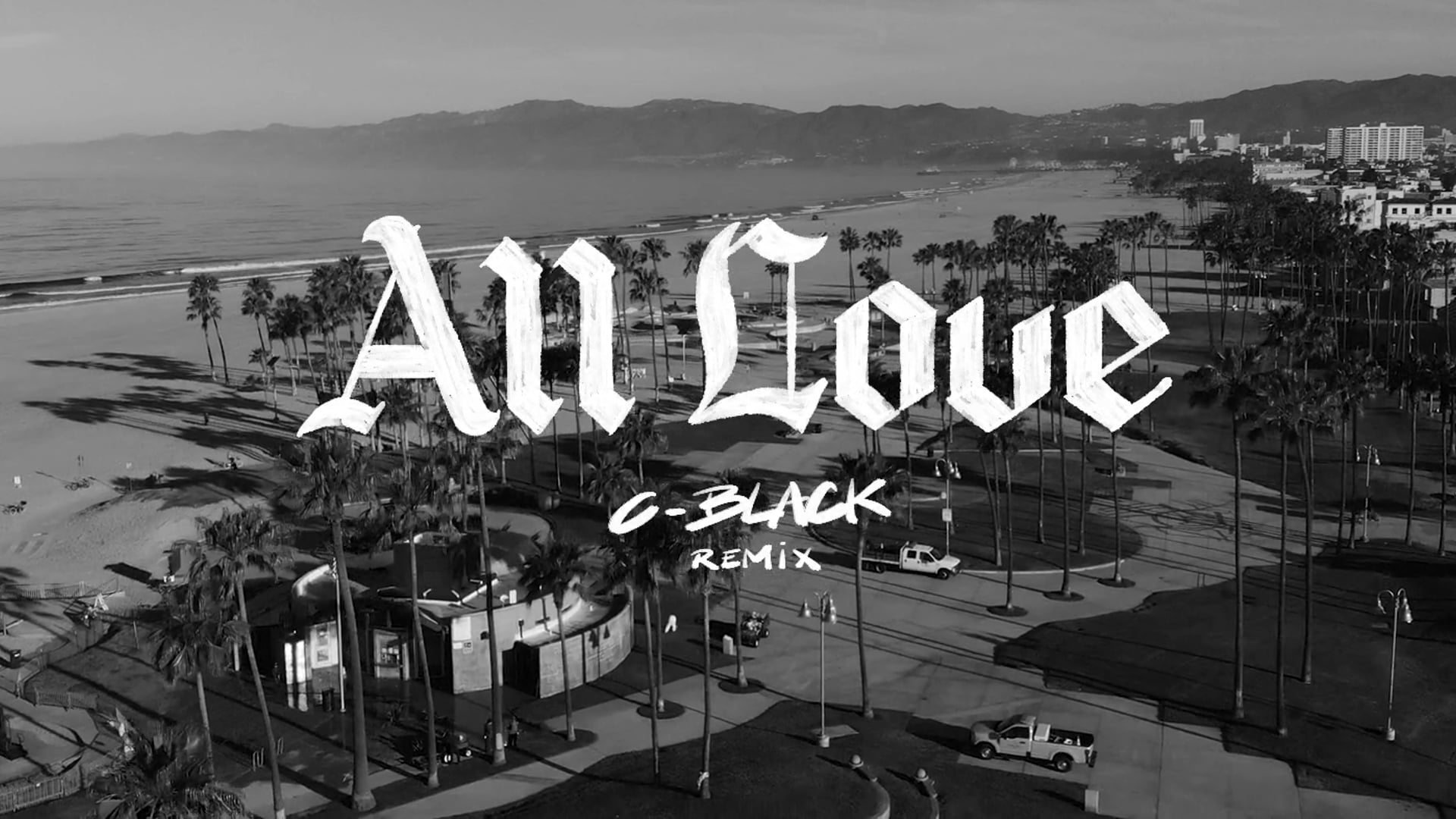 C-BLACK - ALL LOVE ( remix )