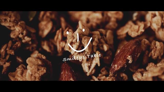 【カマス邸で撮影】SmileysTableさま_グラノーラPR動画