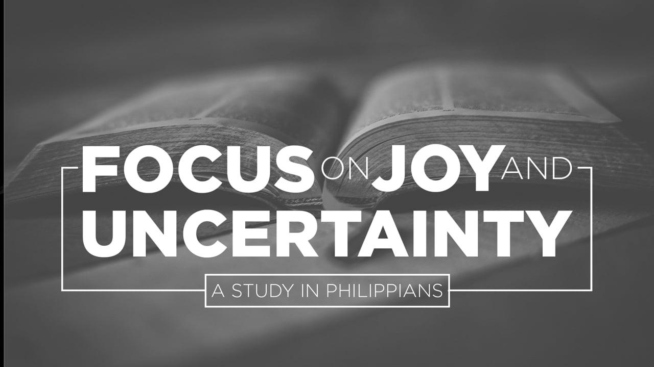 Finding Joy in Uncertainty